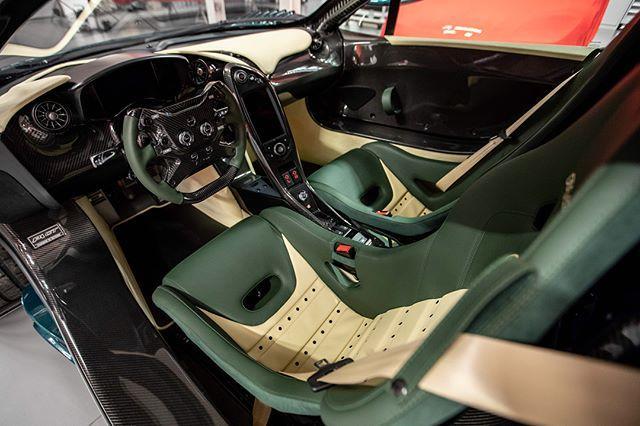 McLaren P1 GT