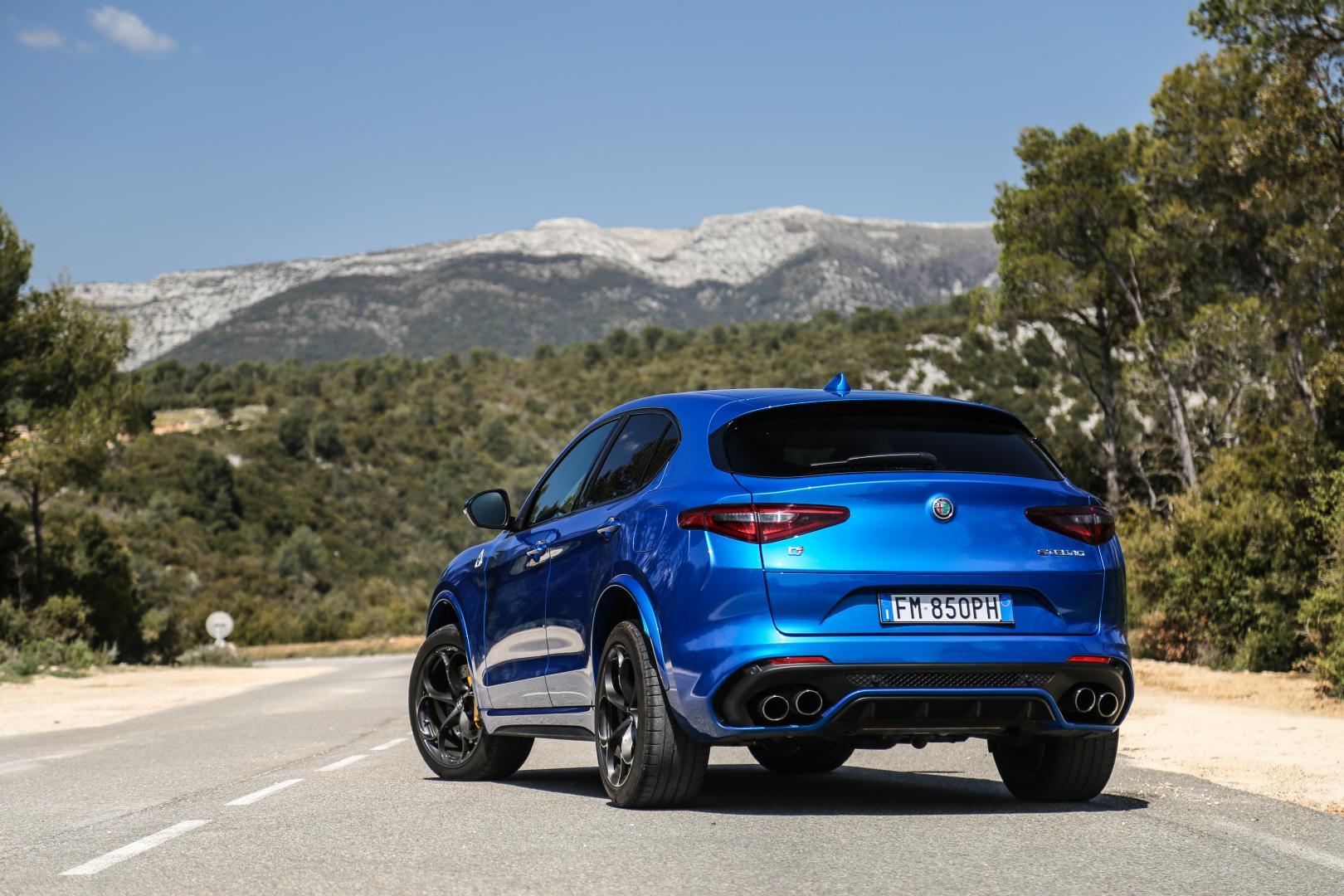 Alfa Romeo Stelvio Quadrifoglio Autotest En Specificaties