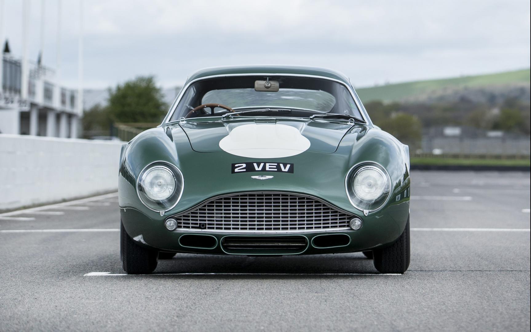 Aston Martin Db4gt Zagato Duurste Engelse Auto Ooit Topgear