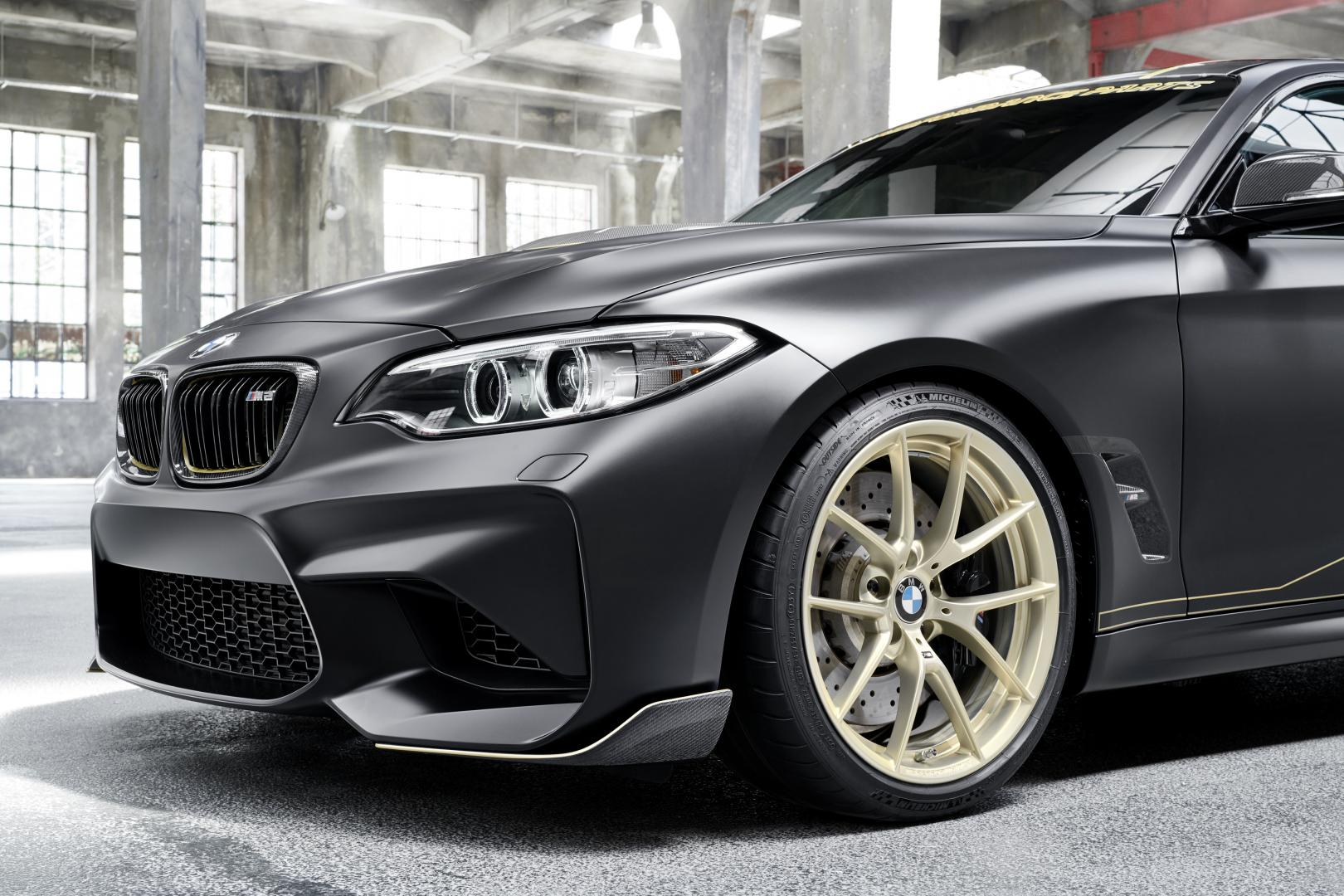 BMW 'M Performance Parts' Concept