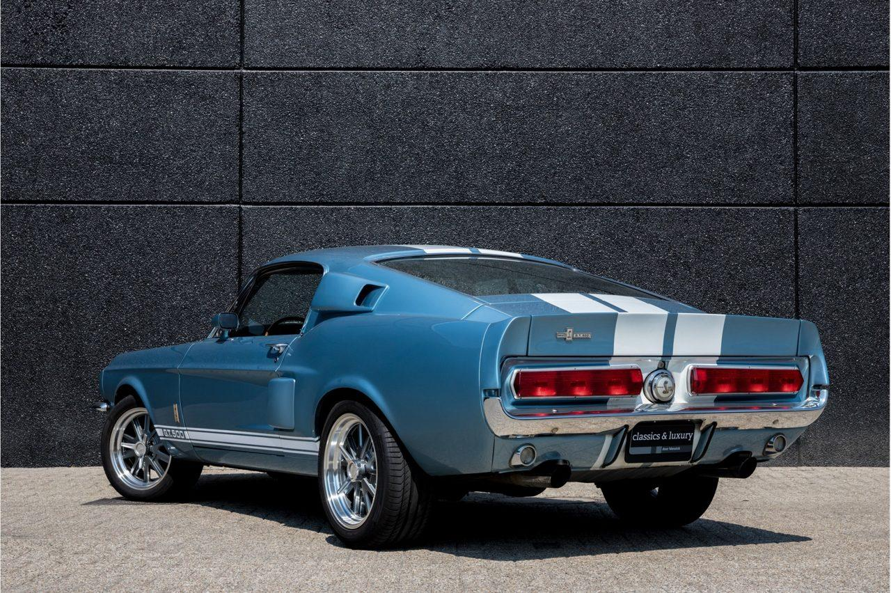 ford mustang shelby gt500 kopen