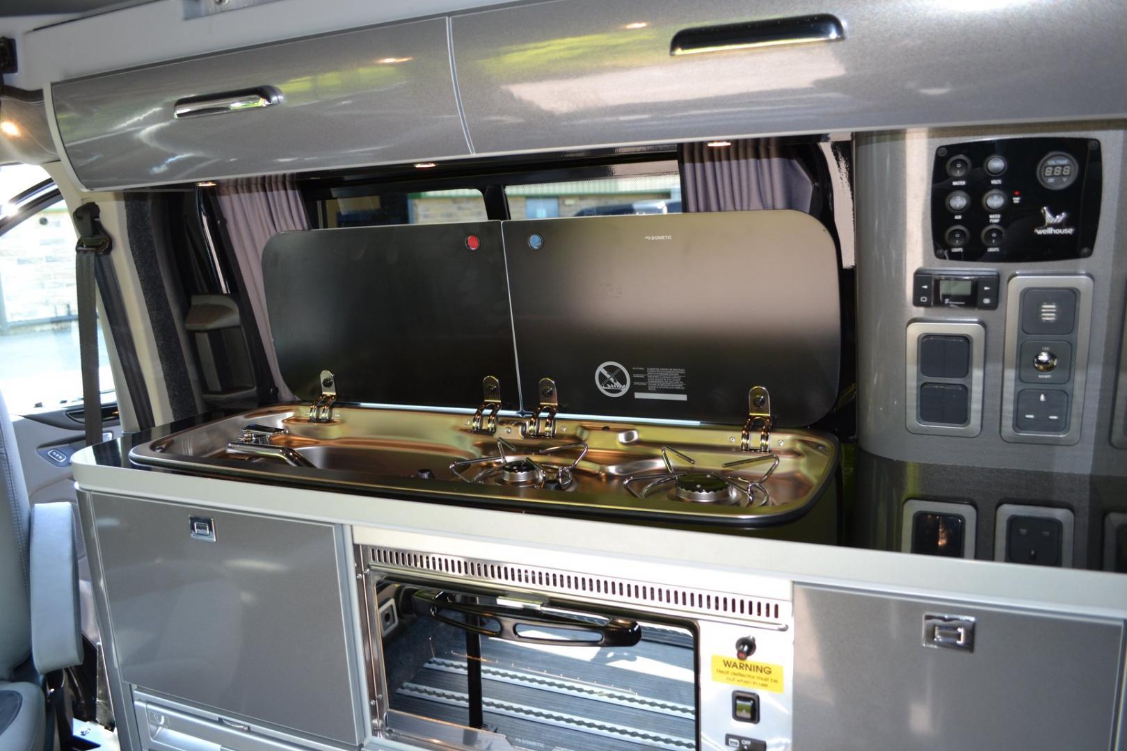Racecamper Ford Transit