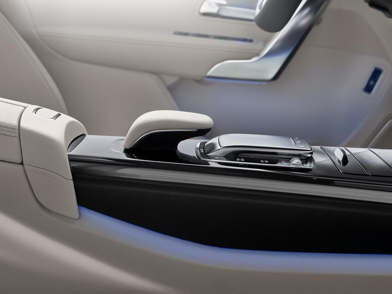 Mercedes A-Klasse Limousine interieur