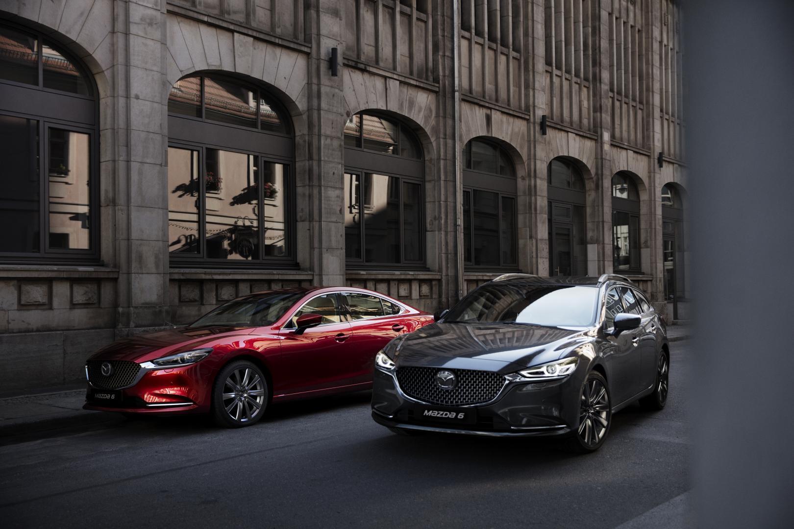 De Nieuwe Mazda6 Is Luxer Dan Ooit Advertorial Topgear Nederlan