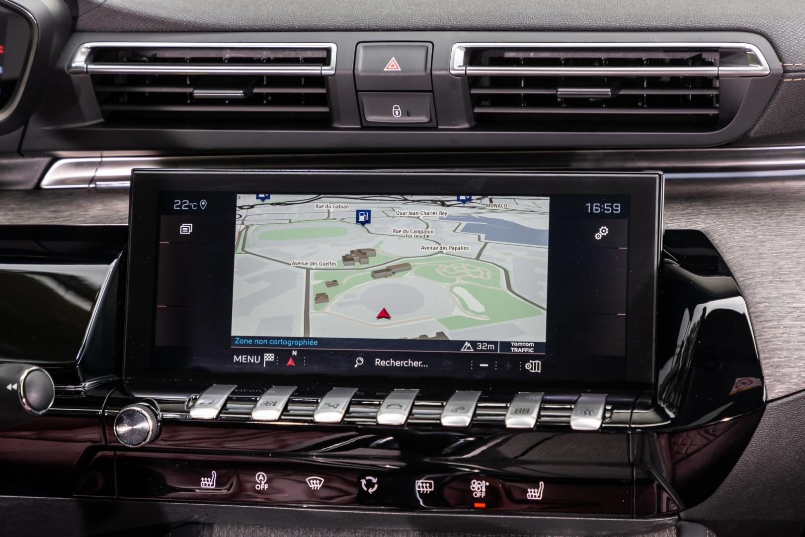 Peugeot 508 2018 navigatie
