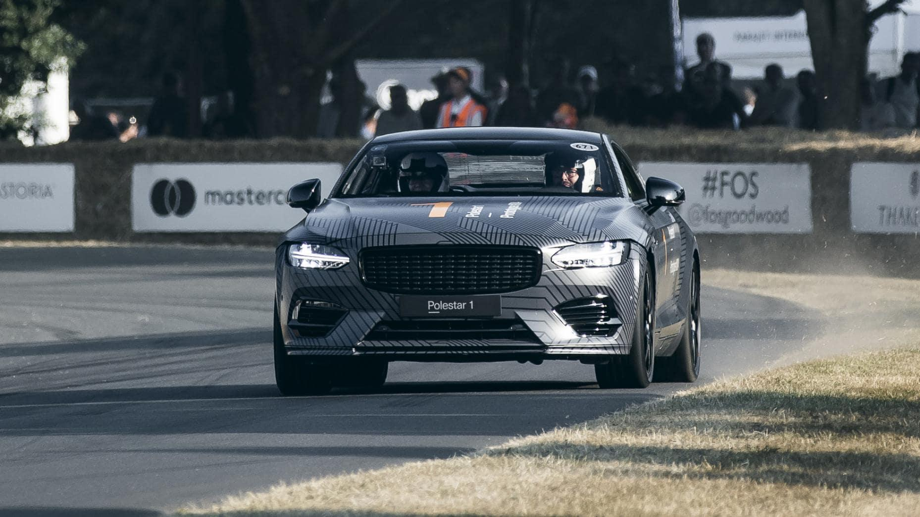 Polestar 1 Goodwood FOS