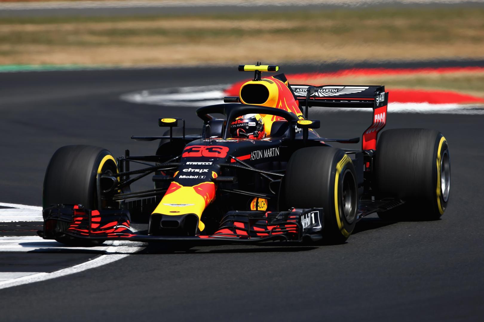 Uitslag van de GP van Groot-Brittannië 2018