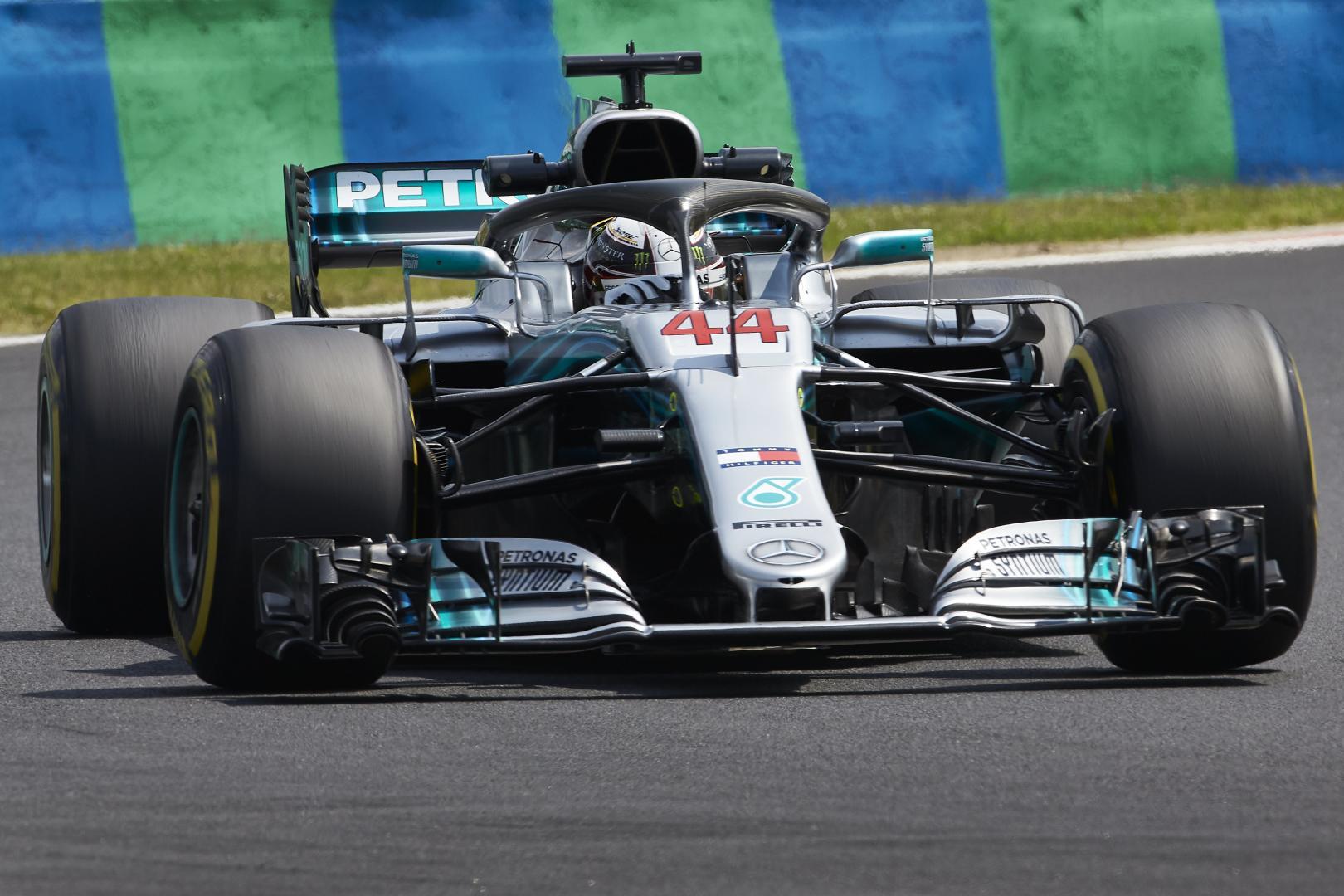 Uitslag van de GP van Hongarije 2018