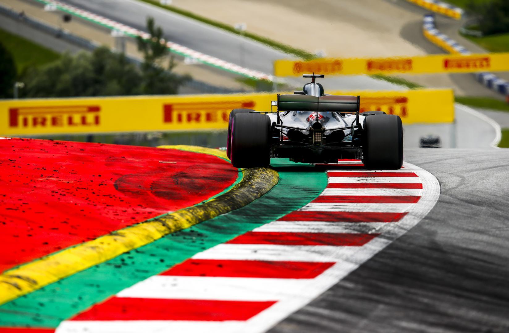 Uitslag van de GP van Oostenrijk 2018