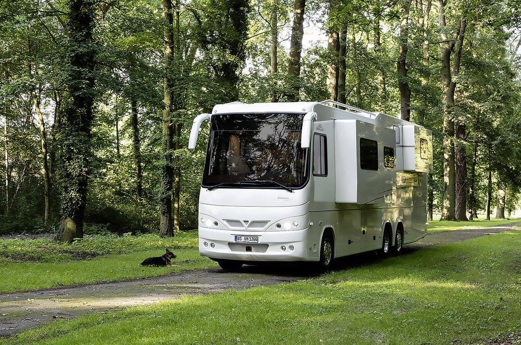 Vario Perfect is een camper met garage
