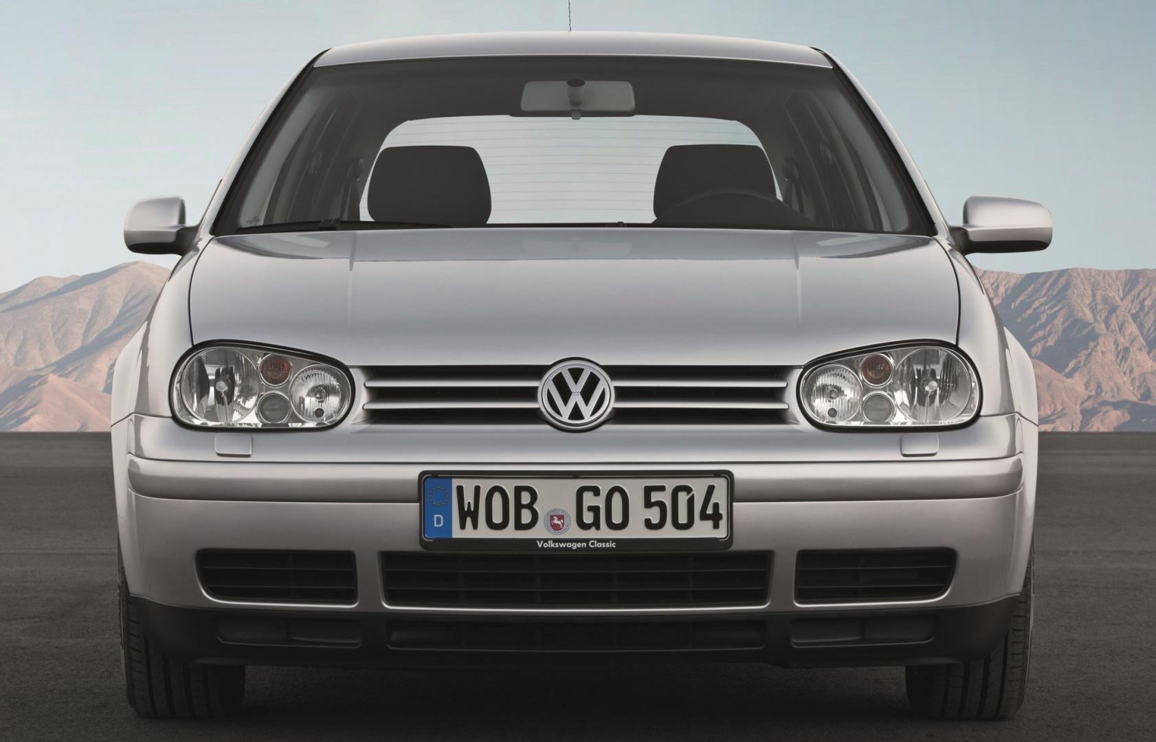 Volkswagen Golf Spiegeltje