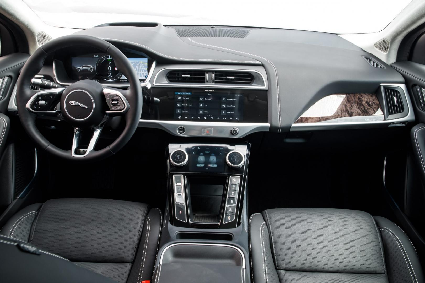 Jaguar I-Pace First Edition 2018 interieur