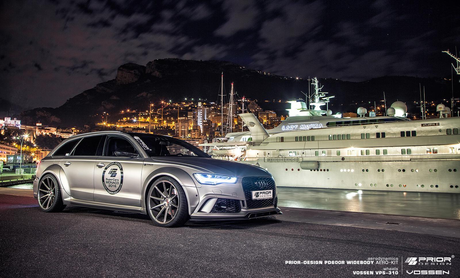 Audi RS 6 Prior Design
