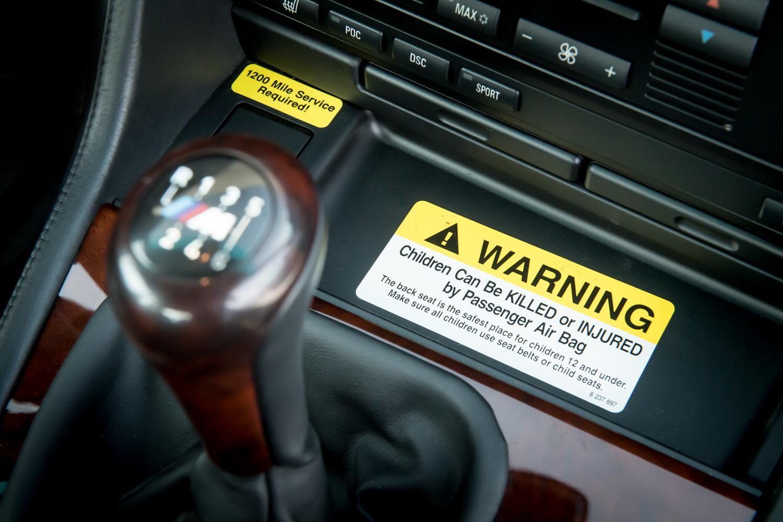 BMW M5 E39 2002