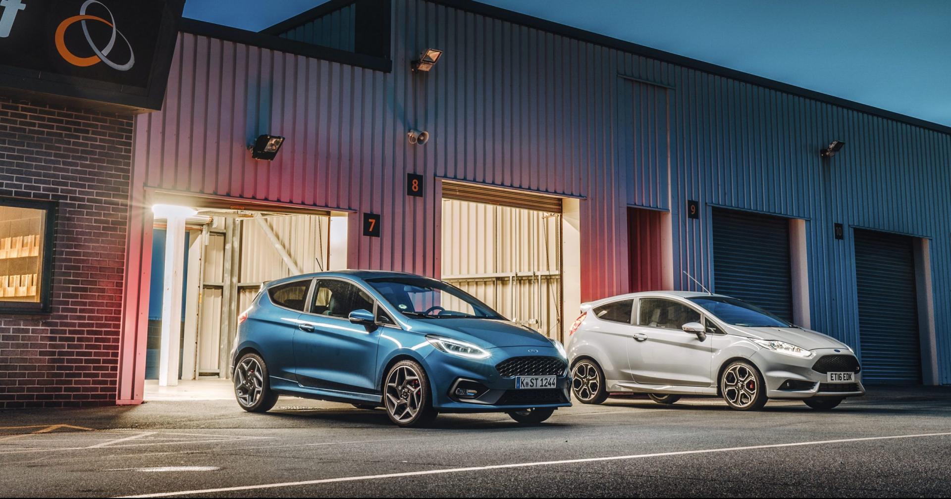 Ford Fiesta ST vs Ford Fiesta ST200