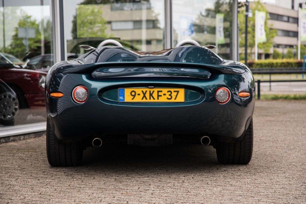 Nederlandse Jaguar XK180 Replica te koop - TopGear Nederland