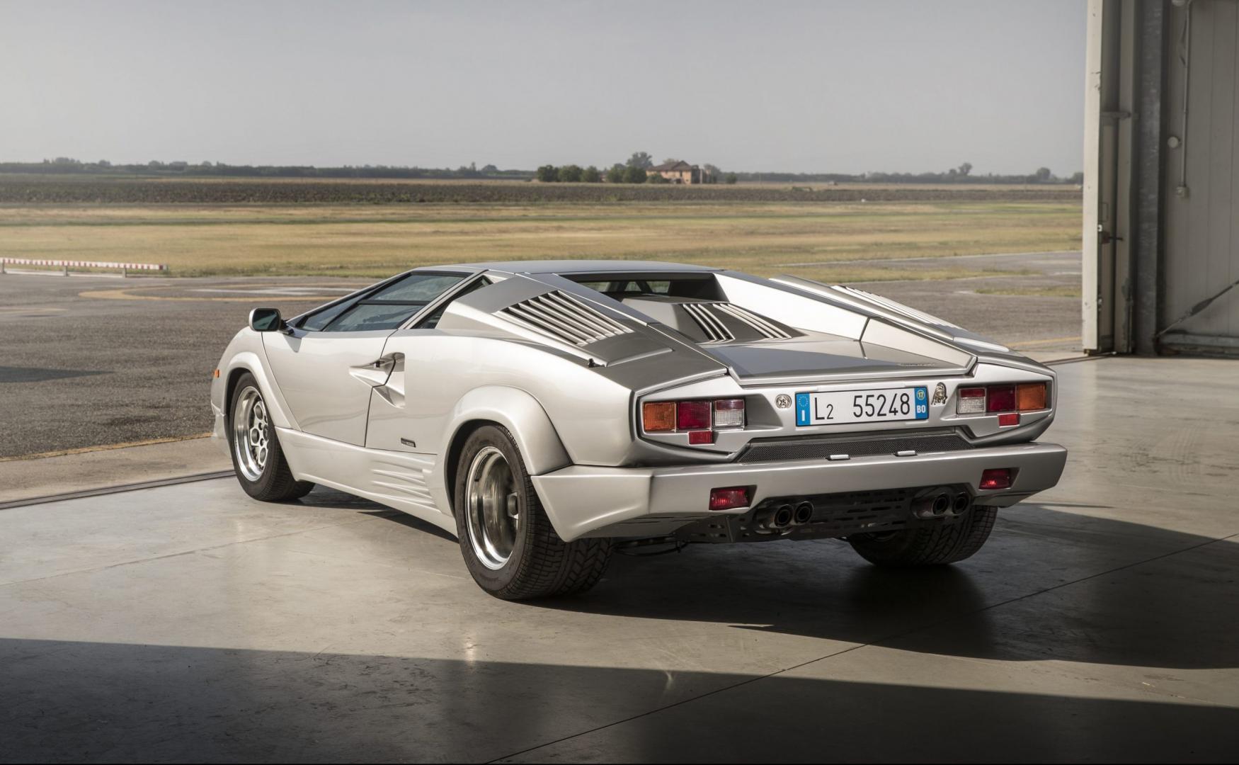 betekenis Lamborghini Countach