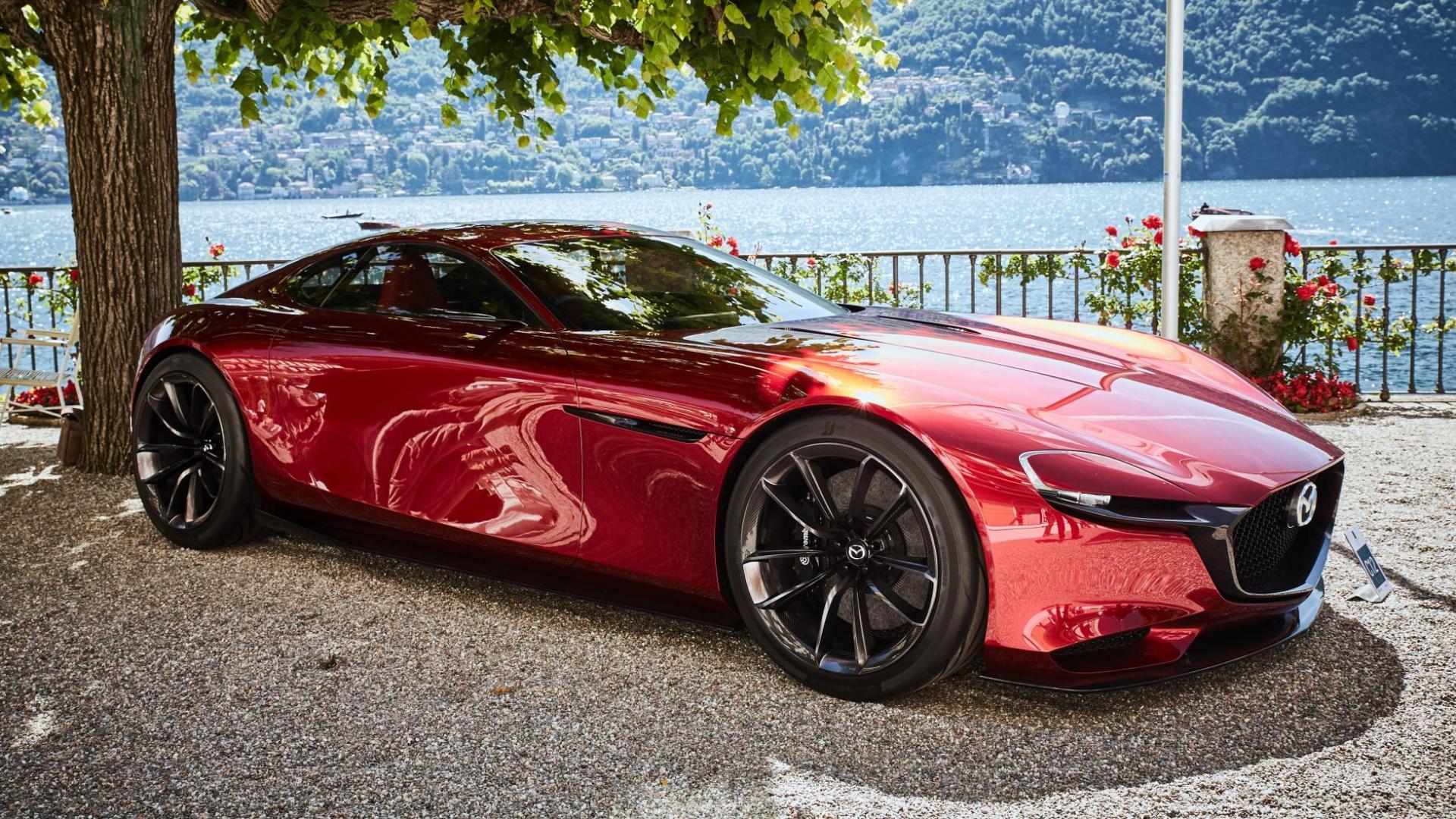 Mazda Vision ville d este