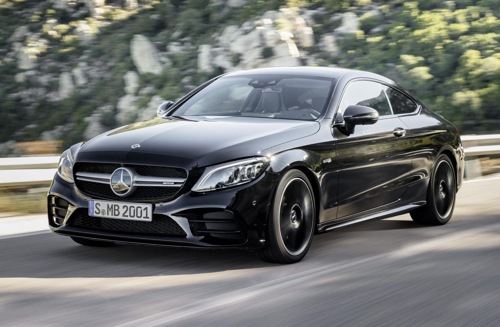 Mercedes-AMG C 43 4Matic Coupe 2018