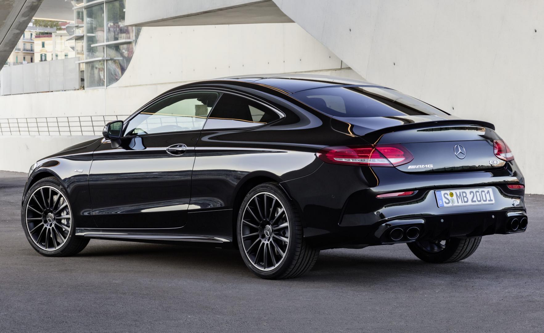 Mercedes-AMG C 43 4Matic Coupé 2018