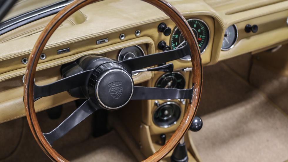 Porsche 911 Spyder Bertone