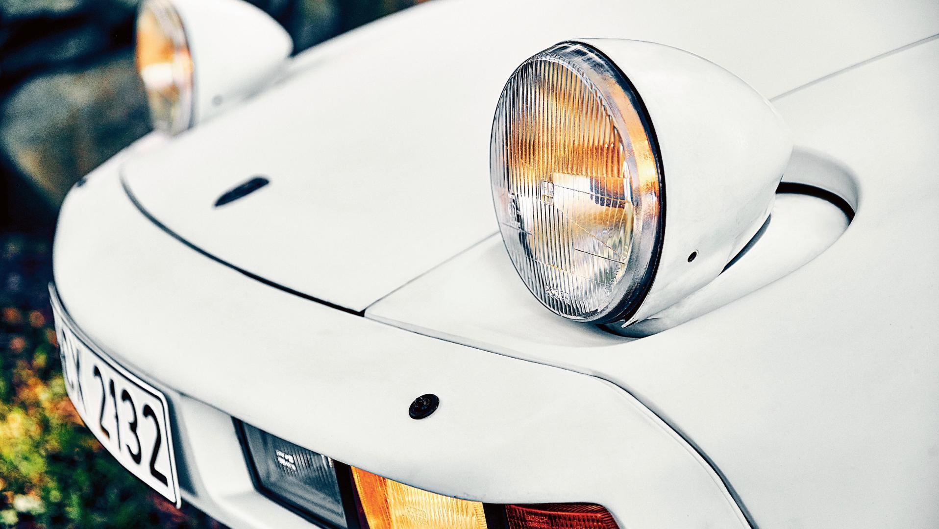 Porsche 928 koplampen