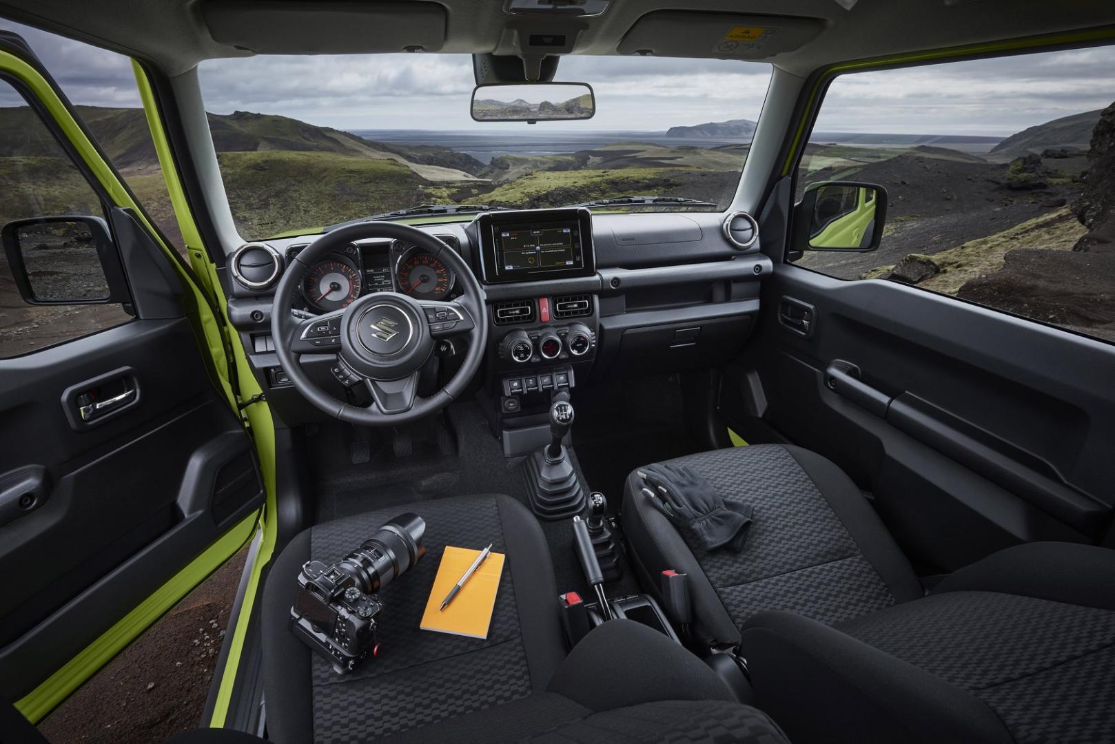Suzuki Jimny Prijs 2018