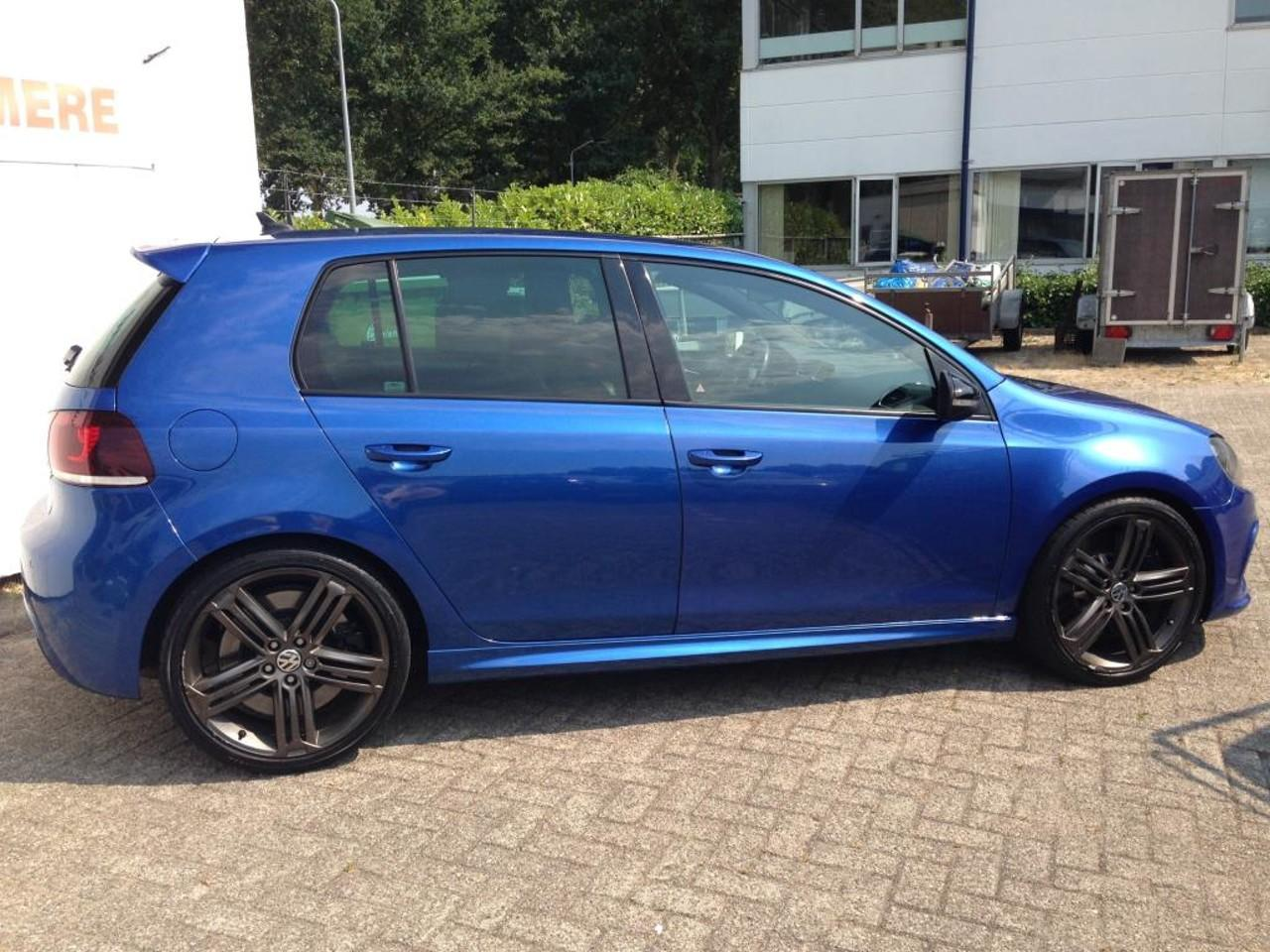 VW Golf R met 500 pk