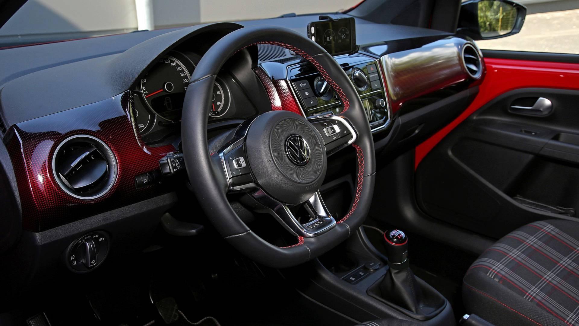 Volkswagen Up GTI met 145 pk