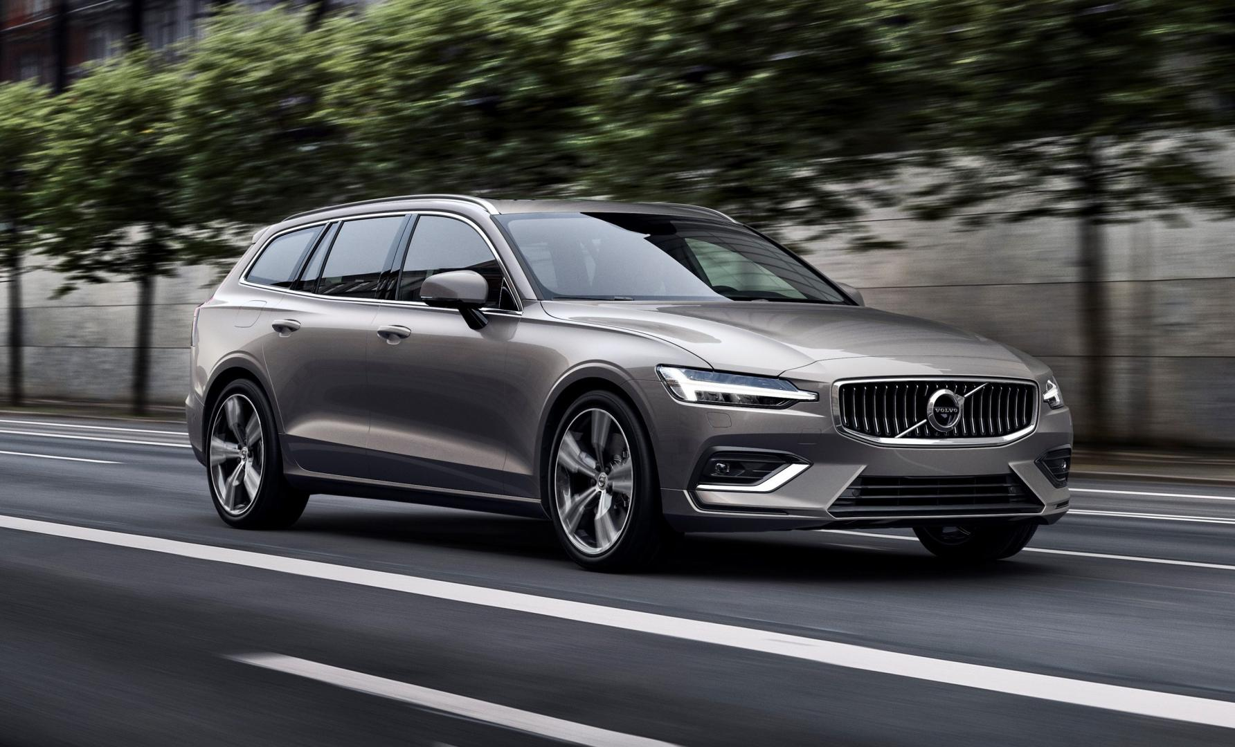 Volvo V60 T6 AWD Geartronic Inscription