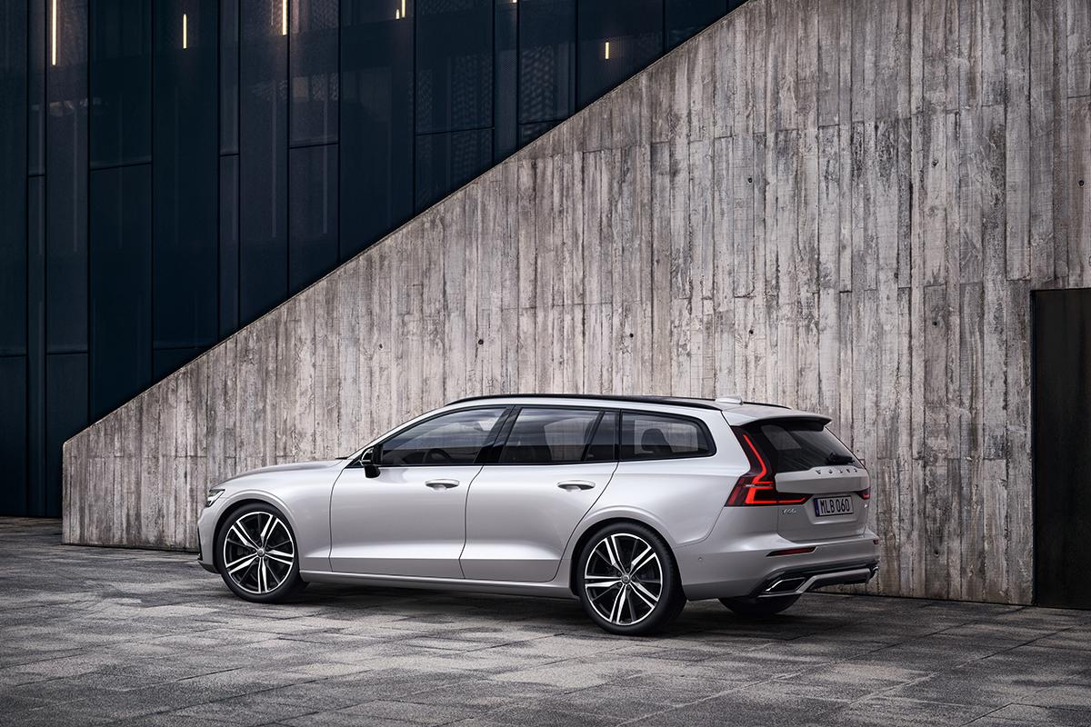 Advertorial Volvo V60