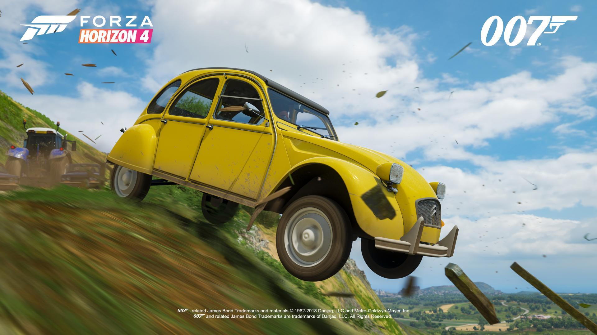 FH4 Best of Bond Citroën 2CV6 Leap