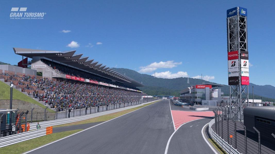 Fuji Speedway Gran turismo