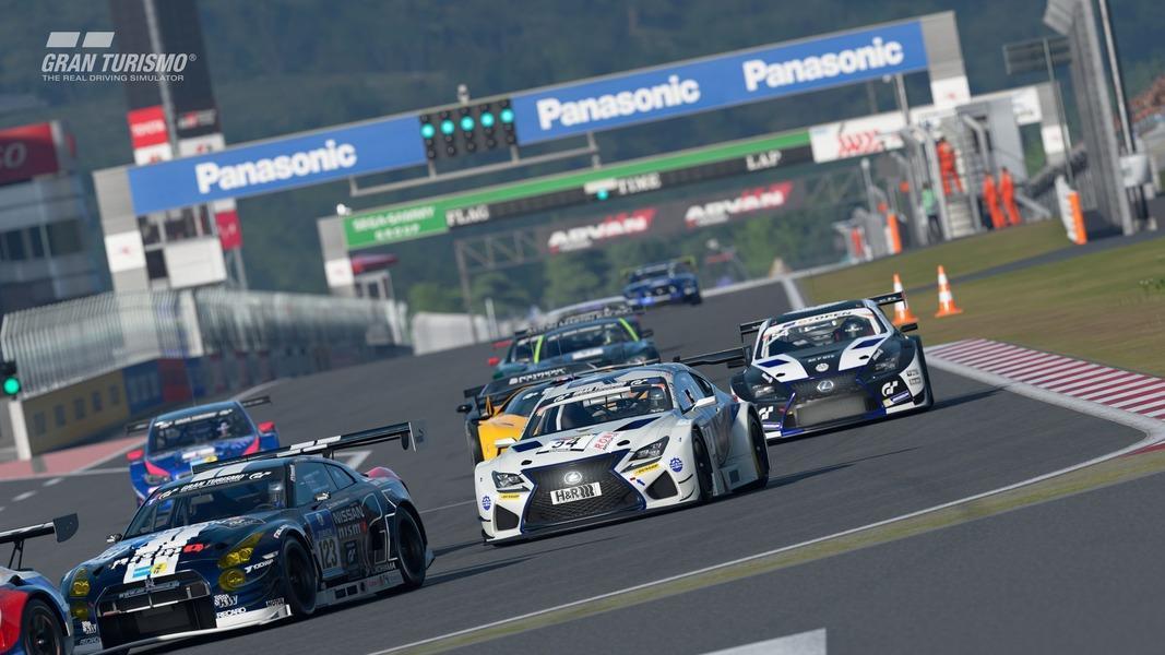 Gran Turismo Fuji Speedway