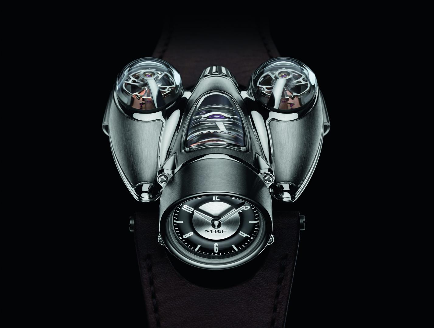 Horological Machine No.9 MB F Horological Lab HM9 Flow Road Edition