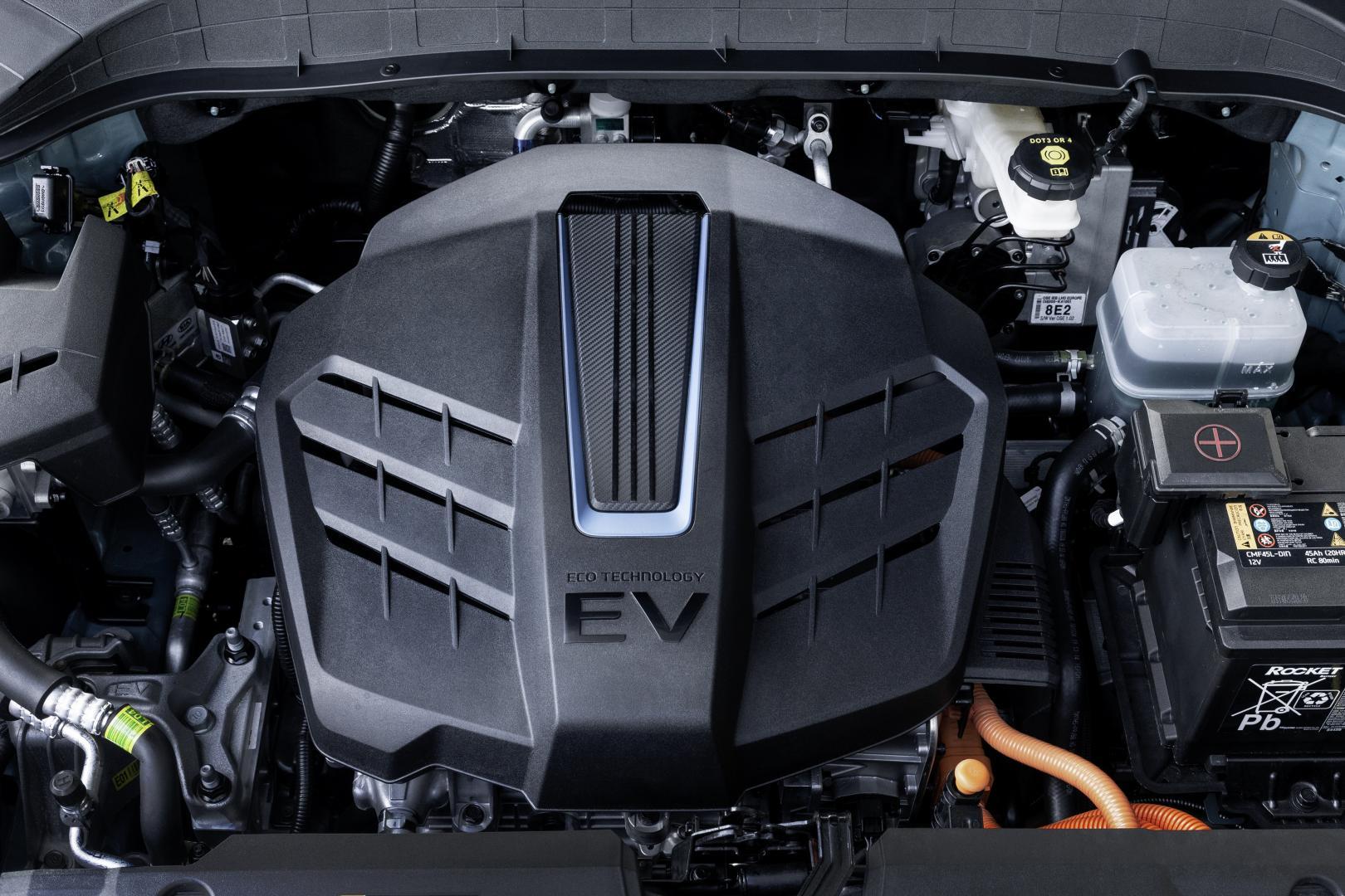 Hyundai Kona Electric Premium motor