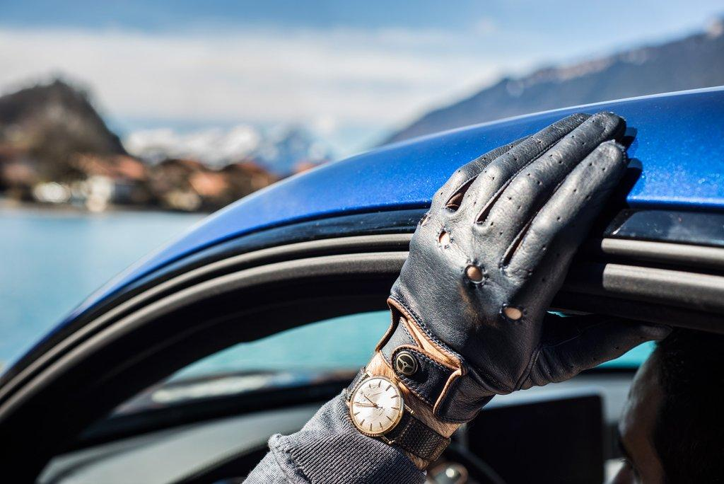Outlierman Driving Gloves