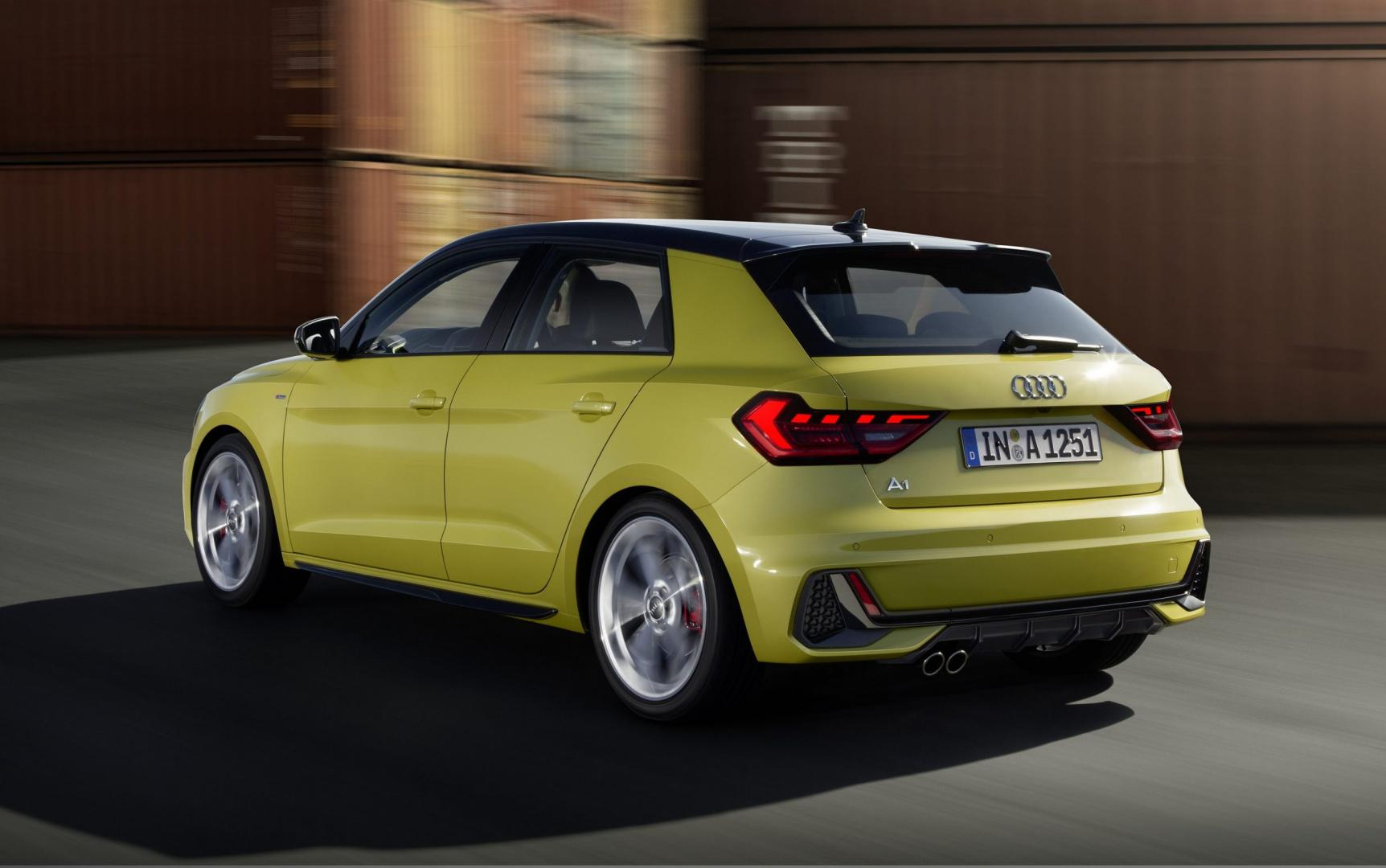 Audi a1 prijs 2018