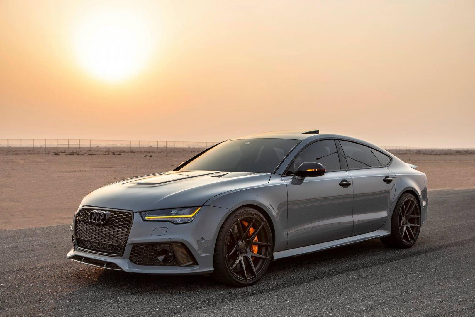 Audi RS 7 heeft binnenkort 1.000 pk