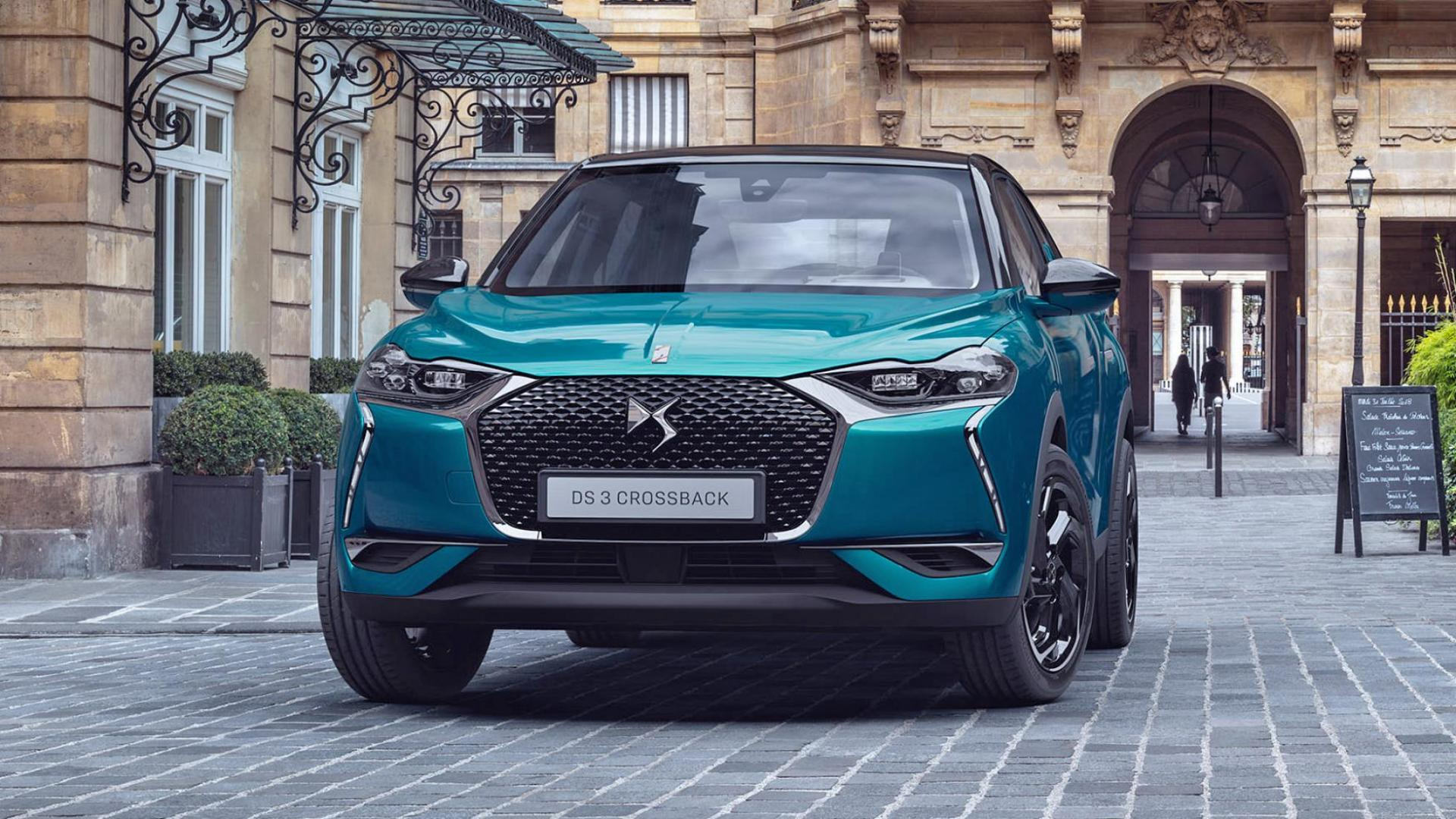 ds 3 crossback 2018