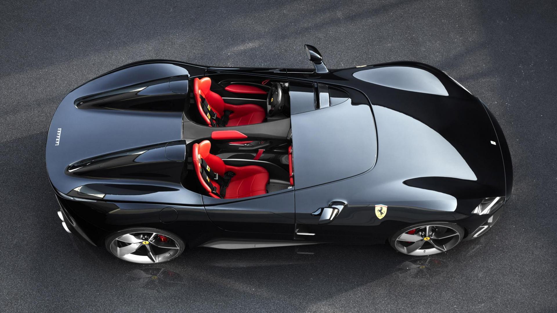 Max Verstappen Ferrari Monza