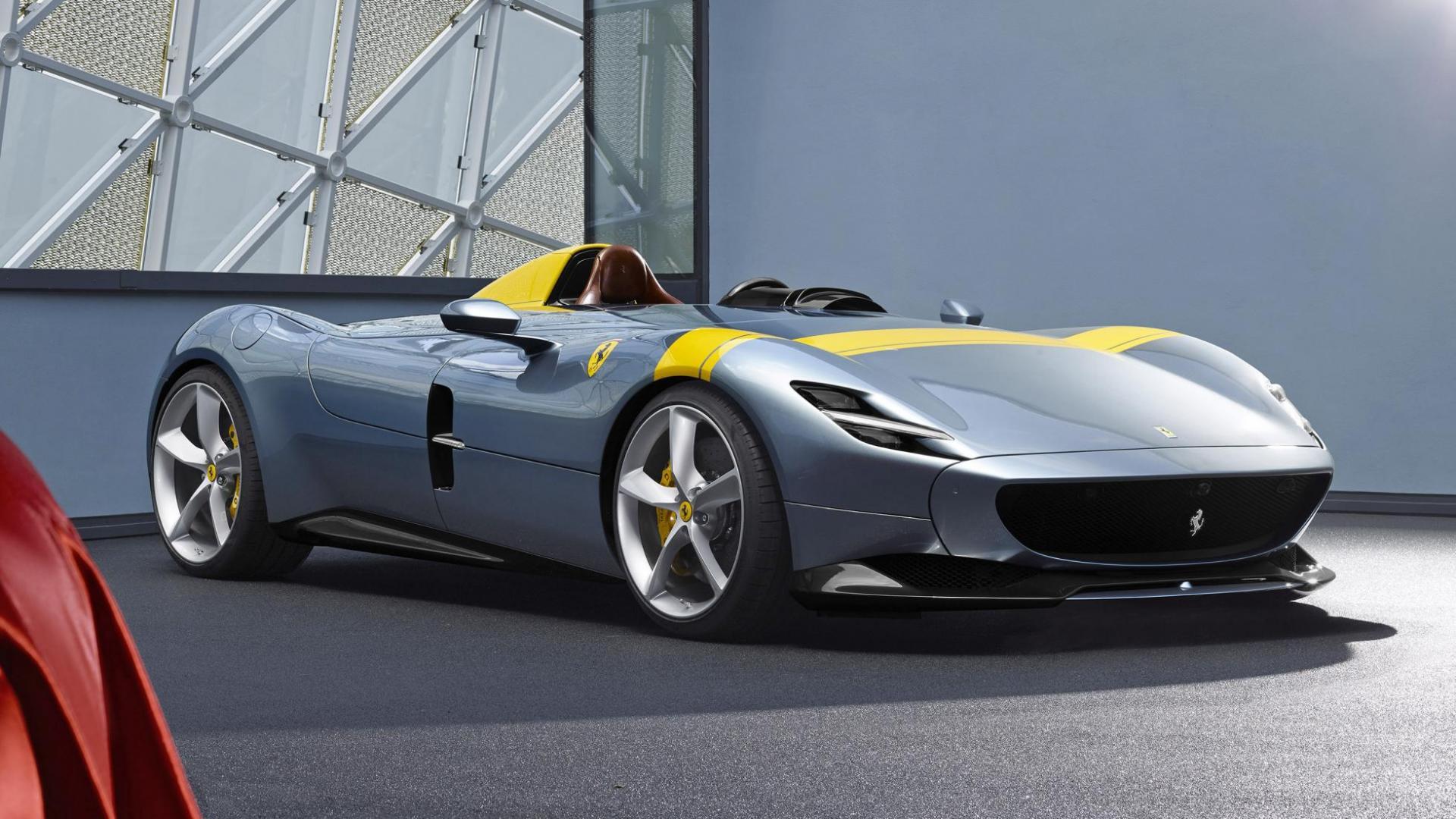 Ferrari Monza SP1 en SP2