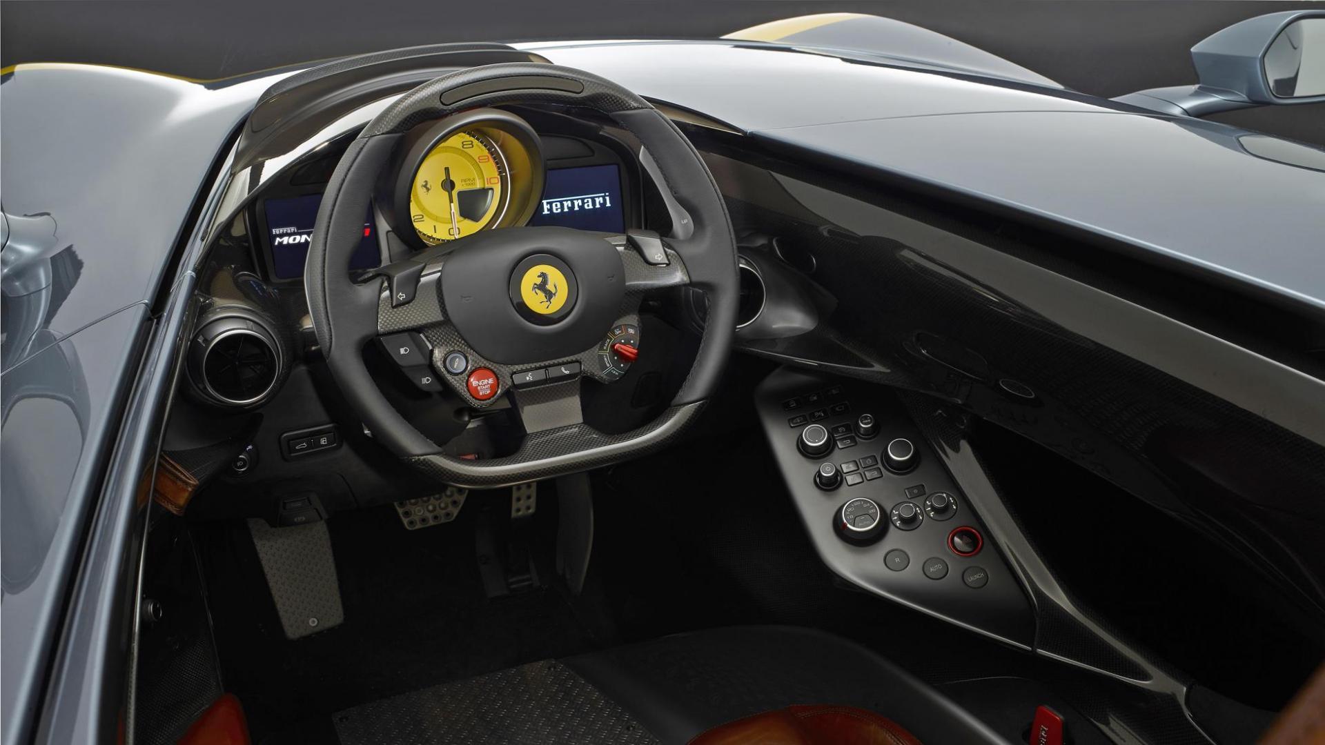 Monza SP1 en SP2