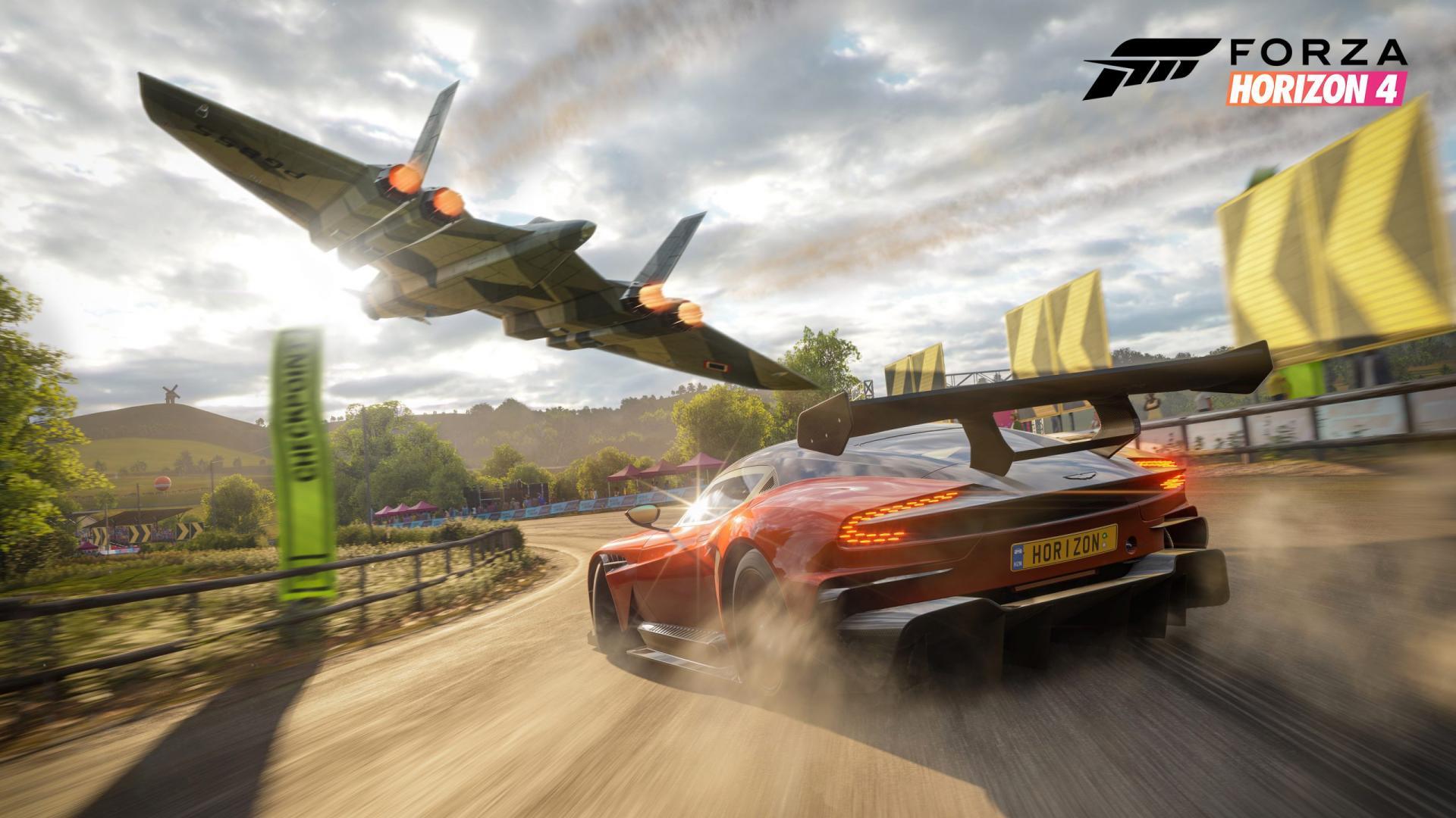 Aston Martin Vulcan Forza Horizon 4