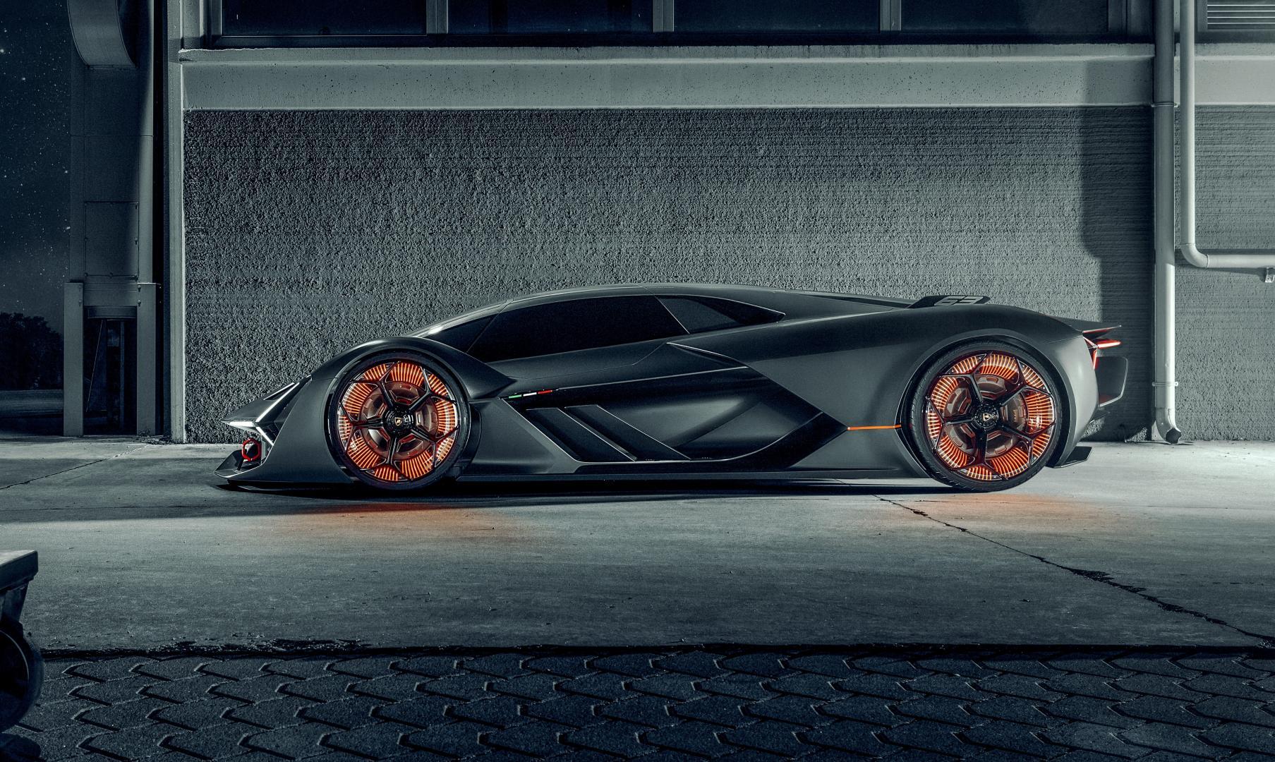 Lamborghini Lb48h Hybride Hypercar Van Lambo Topgear