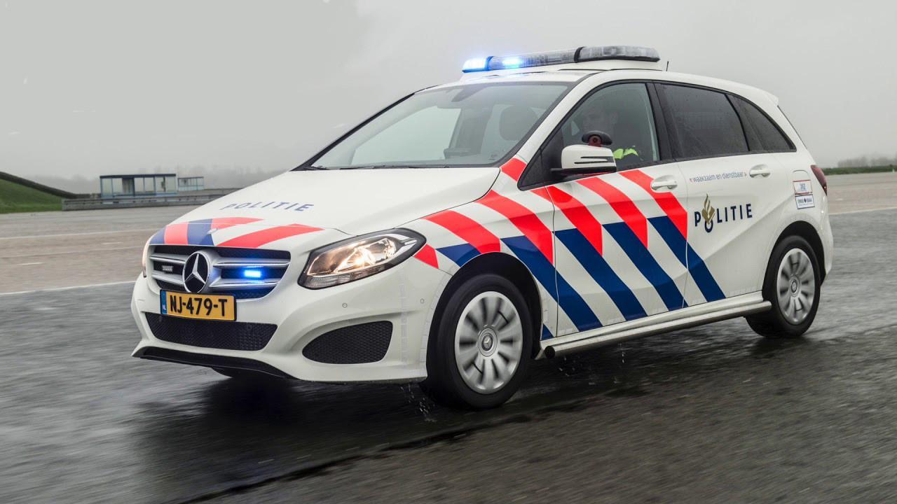mercedes b220 d b-klasse politie