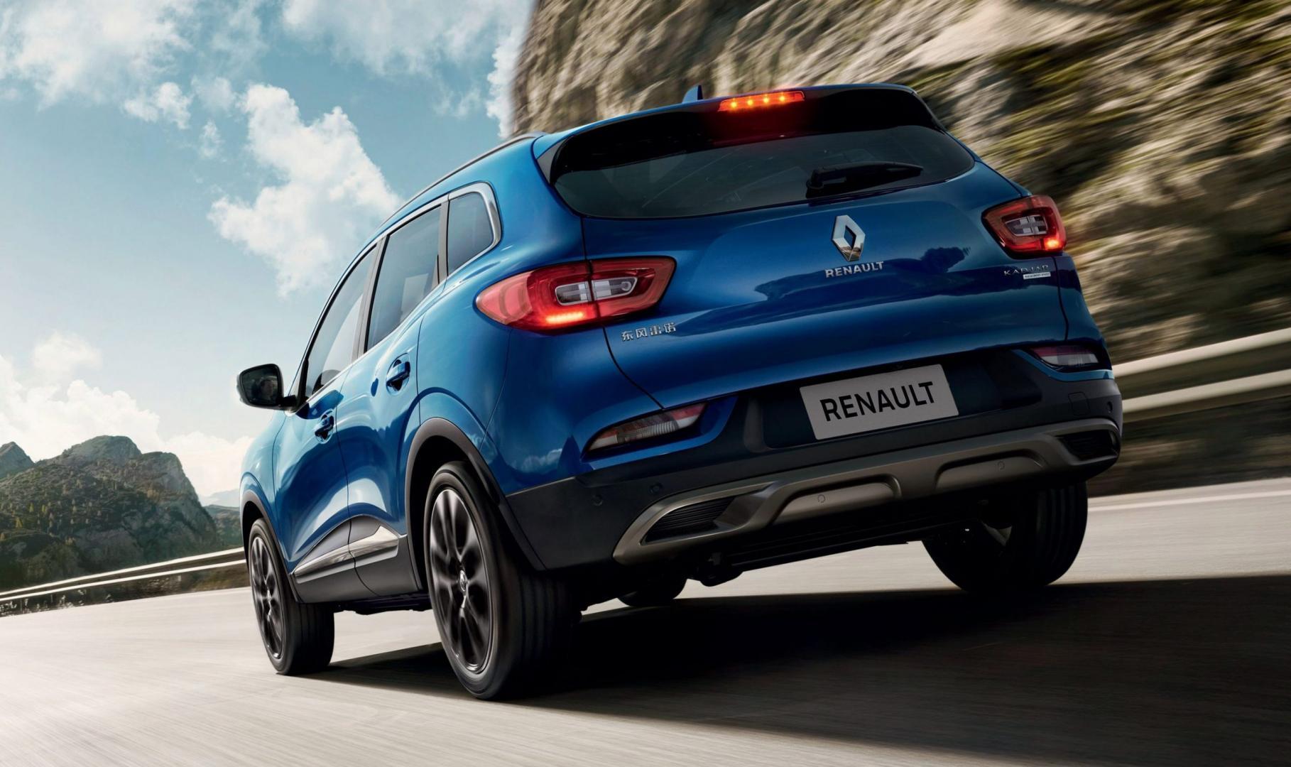 Renault Kadjar-facelift 2018