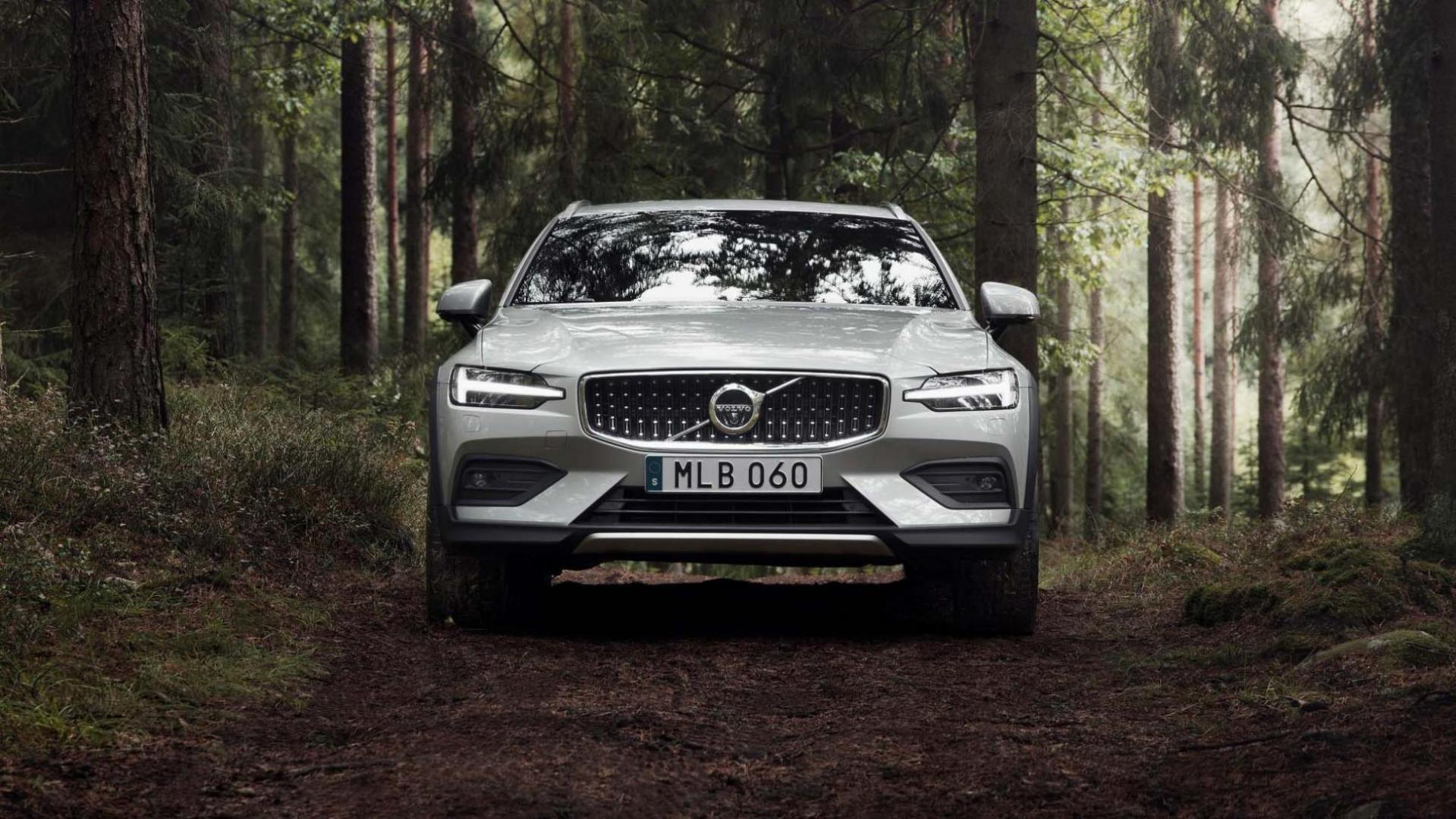 Volvo V60 Cross Country bos