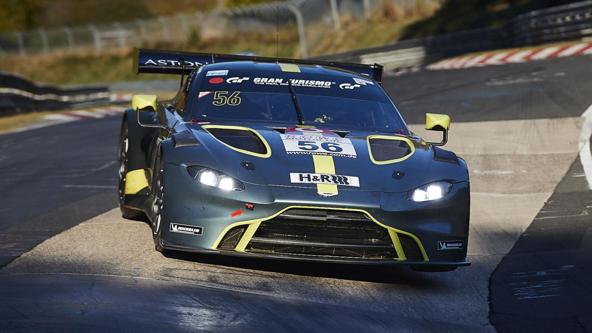 Aston Martin gaat racen in de DTM