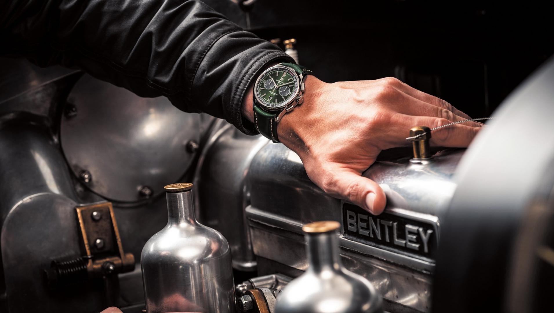 Bentley horloge van Breitling